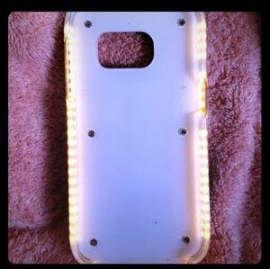 Galaxy 7S Light Up Phone Case by Lumee